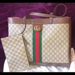 Brand new Authentic GUCCI TOTE